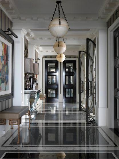 Foyer Interior Vision : Entrance hall floor pinterest halls