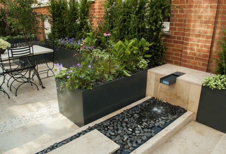 Déco jardin design : 49 jardins modernes pour vous inspirer ...