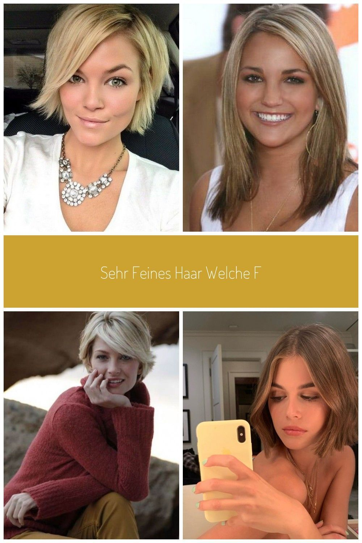 Sehr Feines Haar Welche Frisur Halblang Haare Sehr Feines Haar Welche Fri Sehr Feines Haar Welche Frisur Halb In 2020 Hair Lengths Fine Hair Hairstyle
