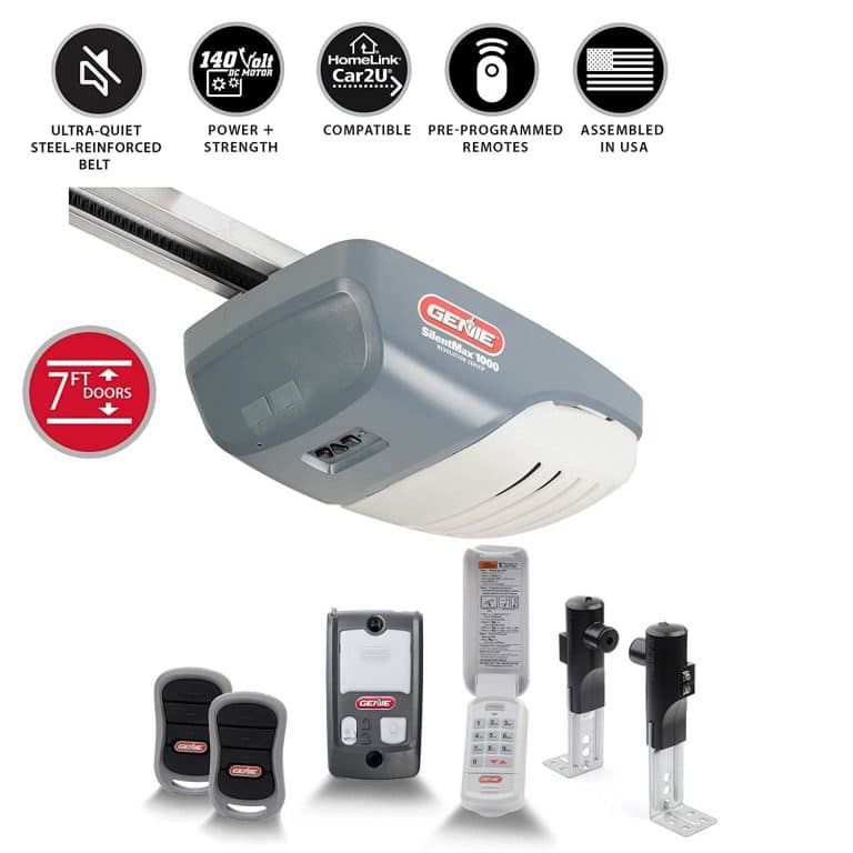 Top 10 Best Genie Garage Door Openers In 2020 Reviews Garage Door Opener Installation Best Garage Doors Garage Door Opener