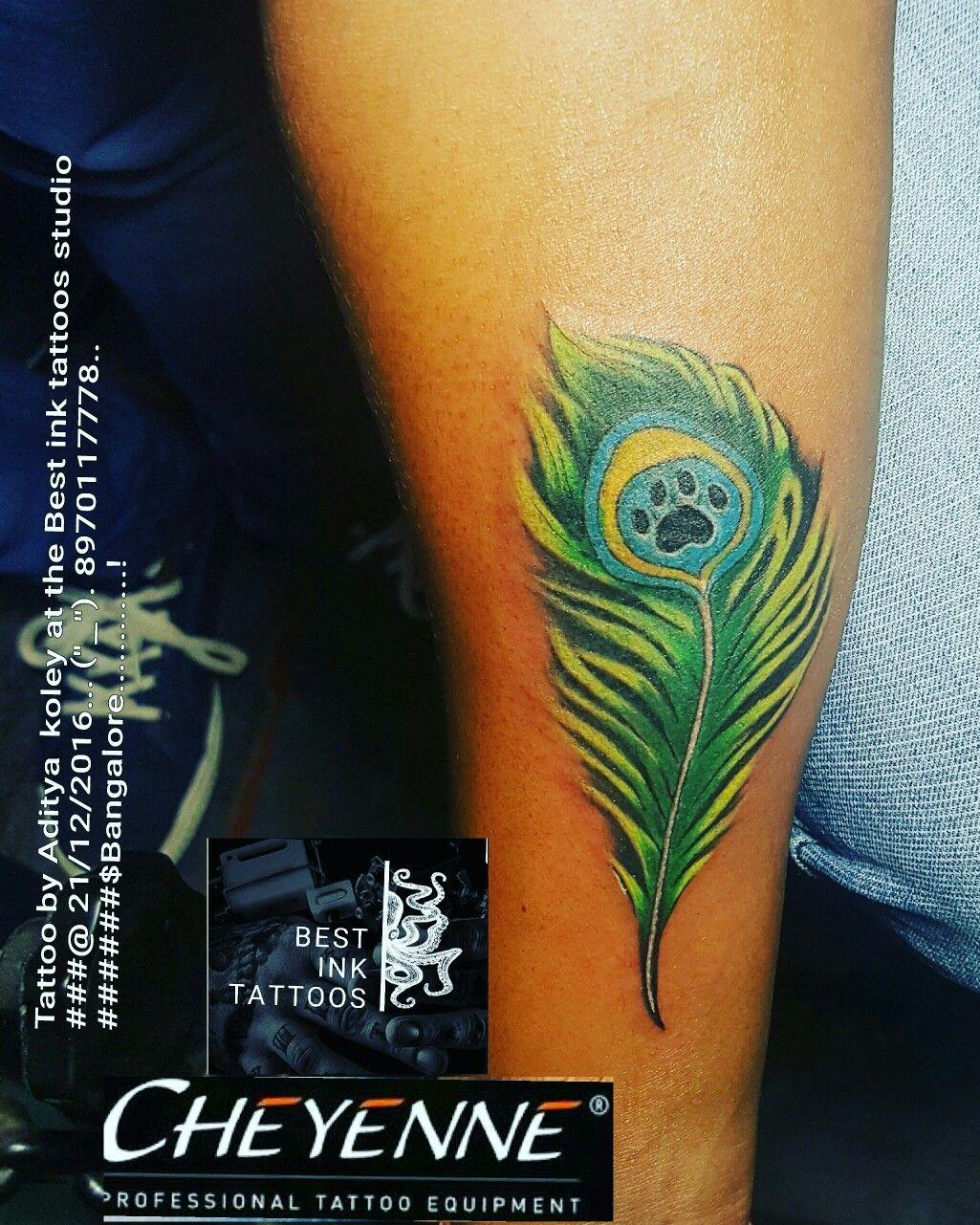 Bangalore Tattoos, Tattoo equipment, Print tattoos