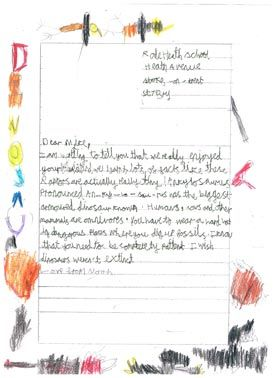 Everything Dinosaur Team Members Receive Thank You Letters From