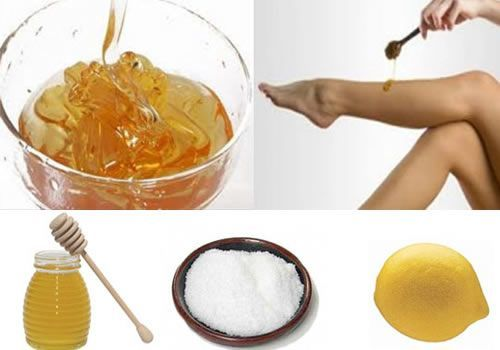 Natural Ways to Remove Hairs Permanently - Home Remedies -     Lemon Honey Paste: This remedy is considered a miracle remedy to remove facial hair. Make a paste using 5 teaspoon honey, few drops of lemon. Gently rub this for 10-15 minutes and then wash it off with lukewarm water.