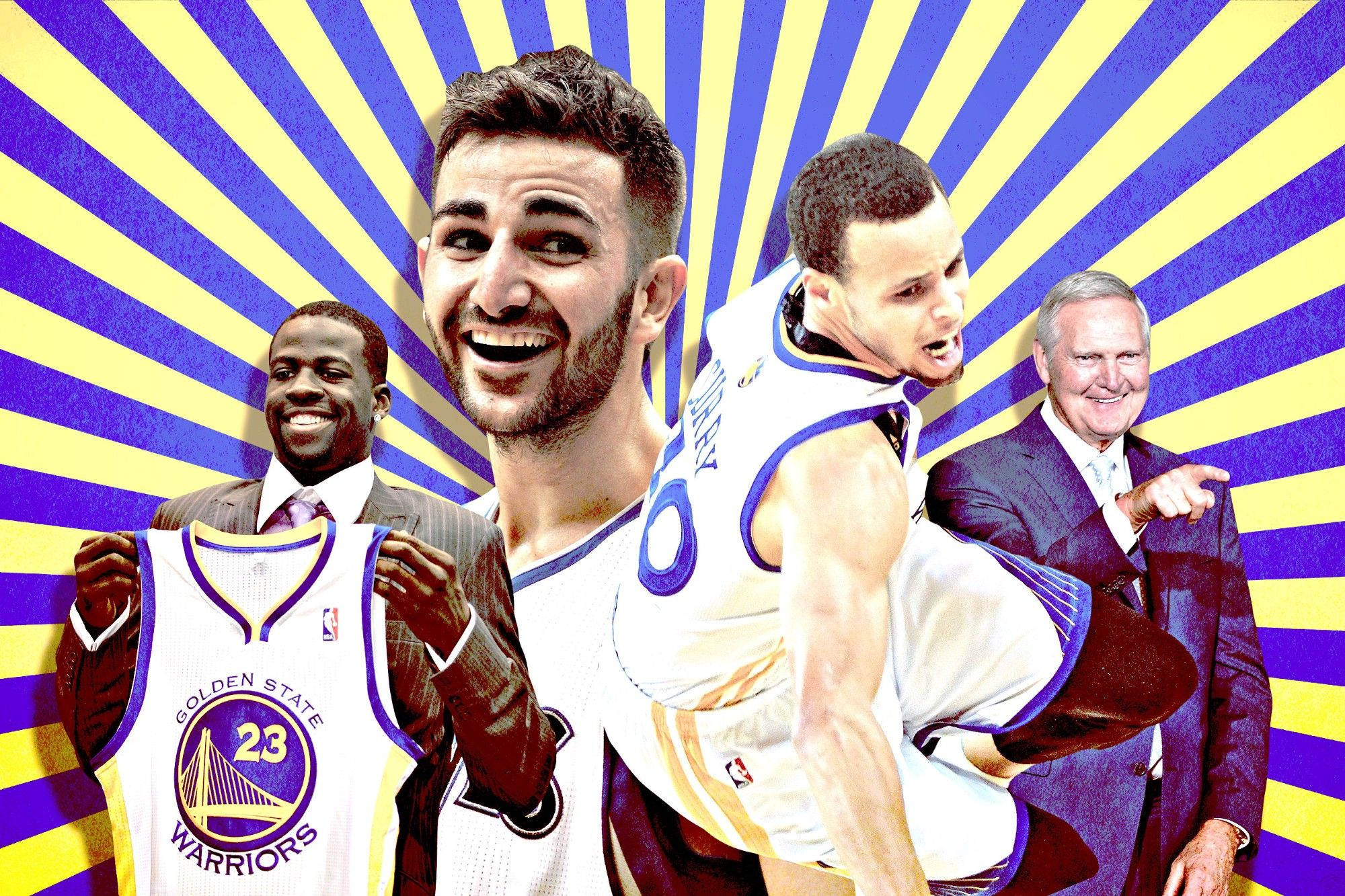 The Seven Things That Had to Happen to Make These Warriors