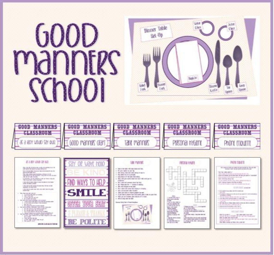 Good Manners School