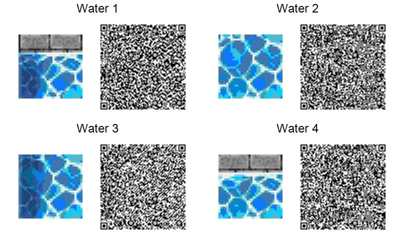 ACNL QR Code Water (If too small, use download link at