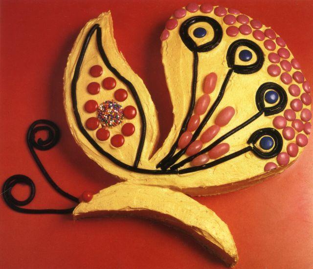 easy butterfly cake 1