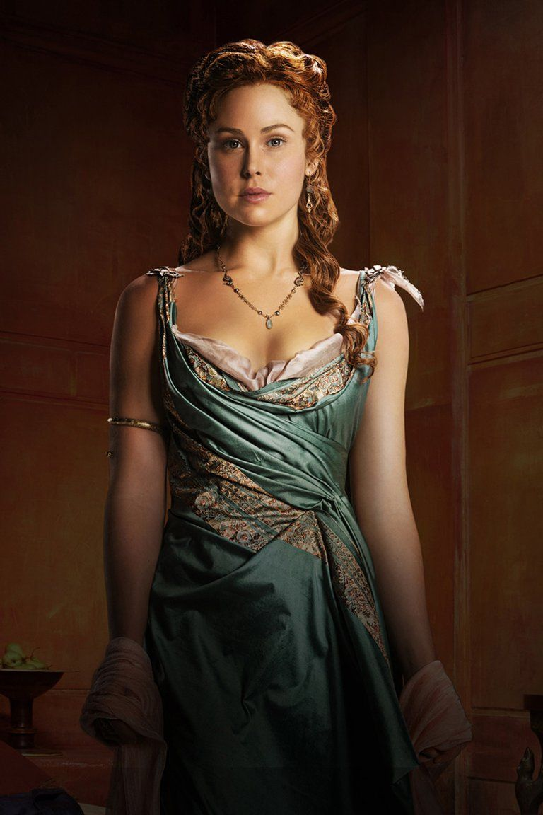 Laurence olivier spartacus quotes - Anna Hutchison As Laeta Spartacus War Of The Damned