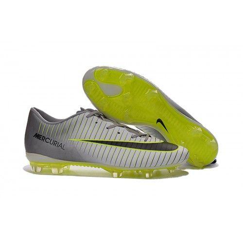 quality design 9351d ce90a Comprar 2016 Nike Mercurial Superfly XI Botas De Futbol Gris Fluo Baratas