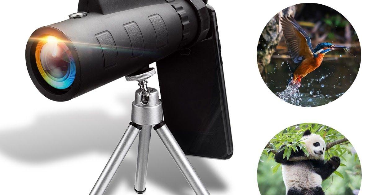Best price bak night vision monocular telescope hd zoom