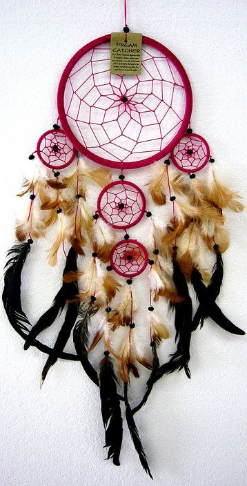 Dream Catchers Melbourne Feathered Dreamcatcher Dream Catcher Pinterest 5