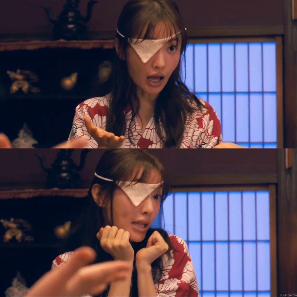 妖怪シェアハウス 第2話 松本まりか 松本まりか まりか 最終回