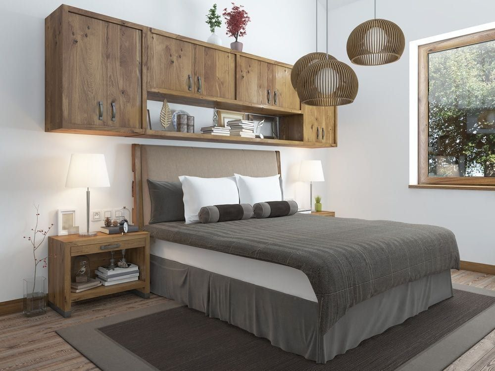 Das Schlafzimmer im Landhausstil gilt nicht nur als ...