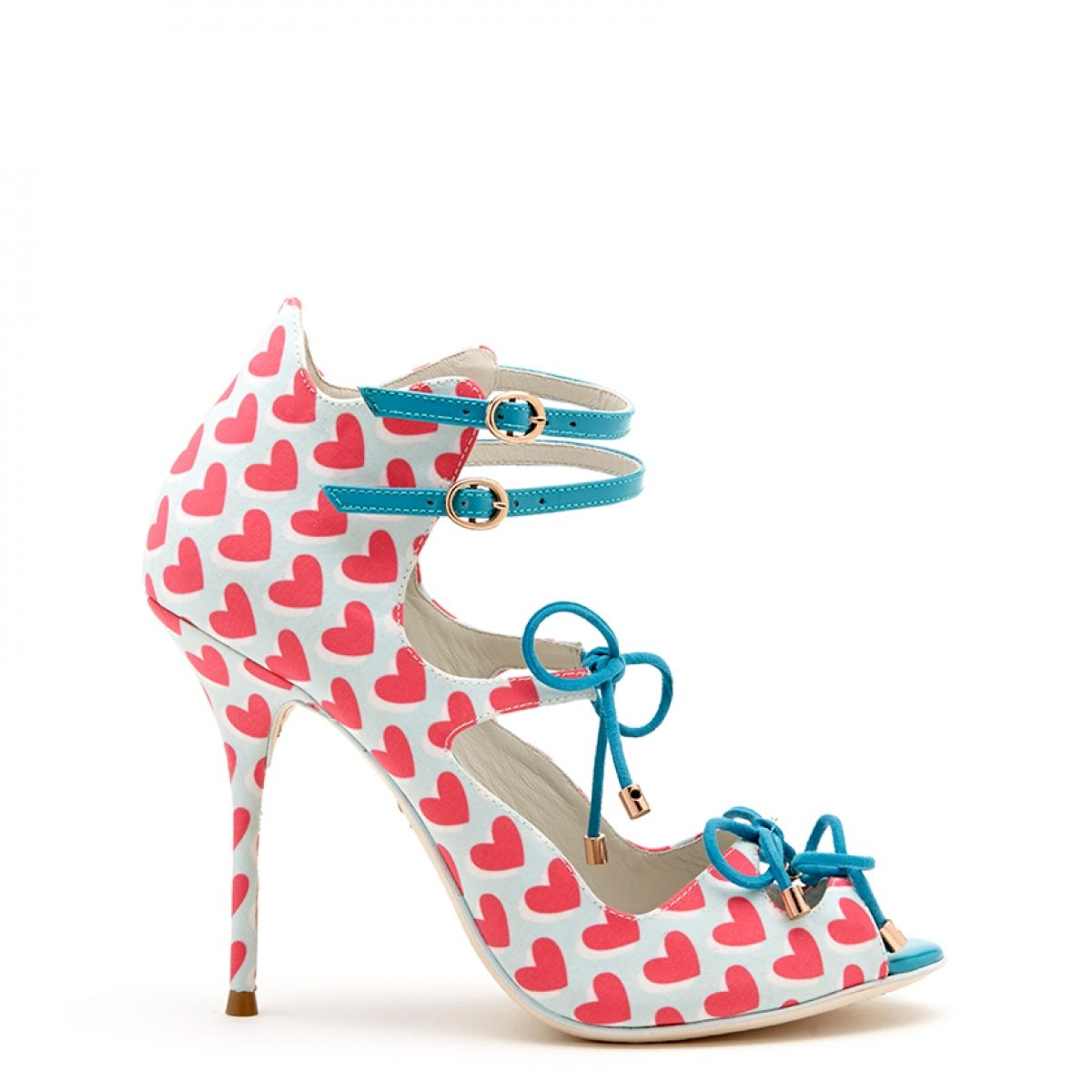 Colorful and Feminin Spring Summer 2014 Shoes Collection by Sophia Webster