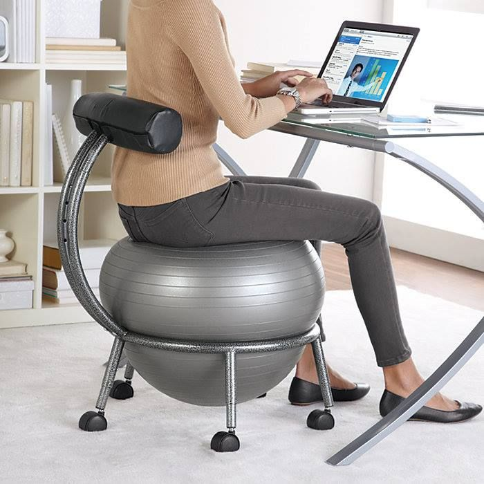 Hi Tech Furniture For Home Office Quilting Pinterest Ball Chair And Es