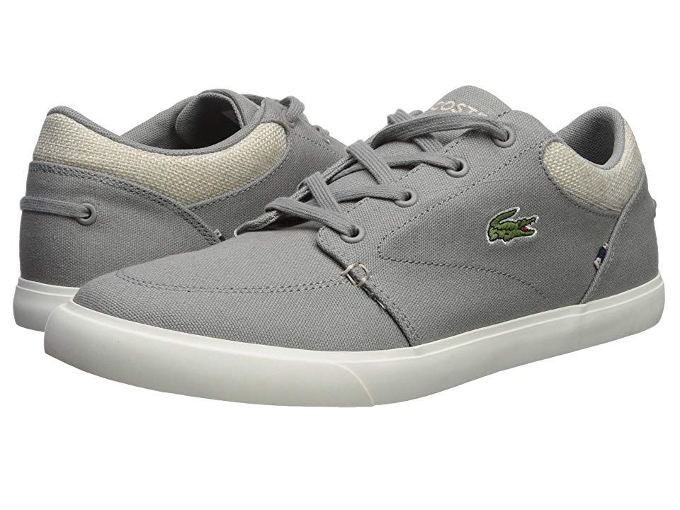 Lacoste Bayliss 218 2 (Grey/Natural