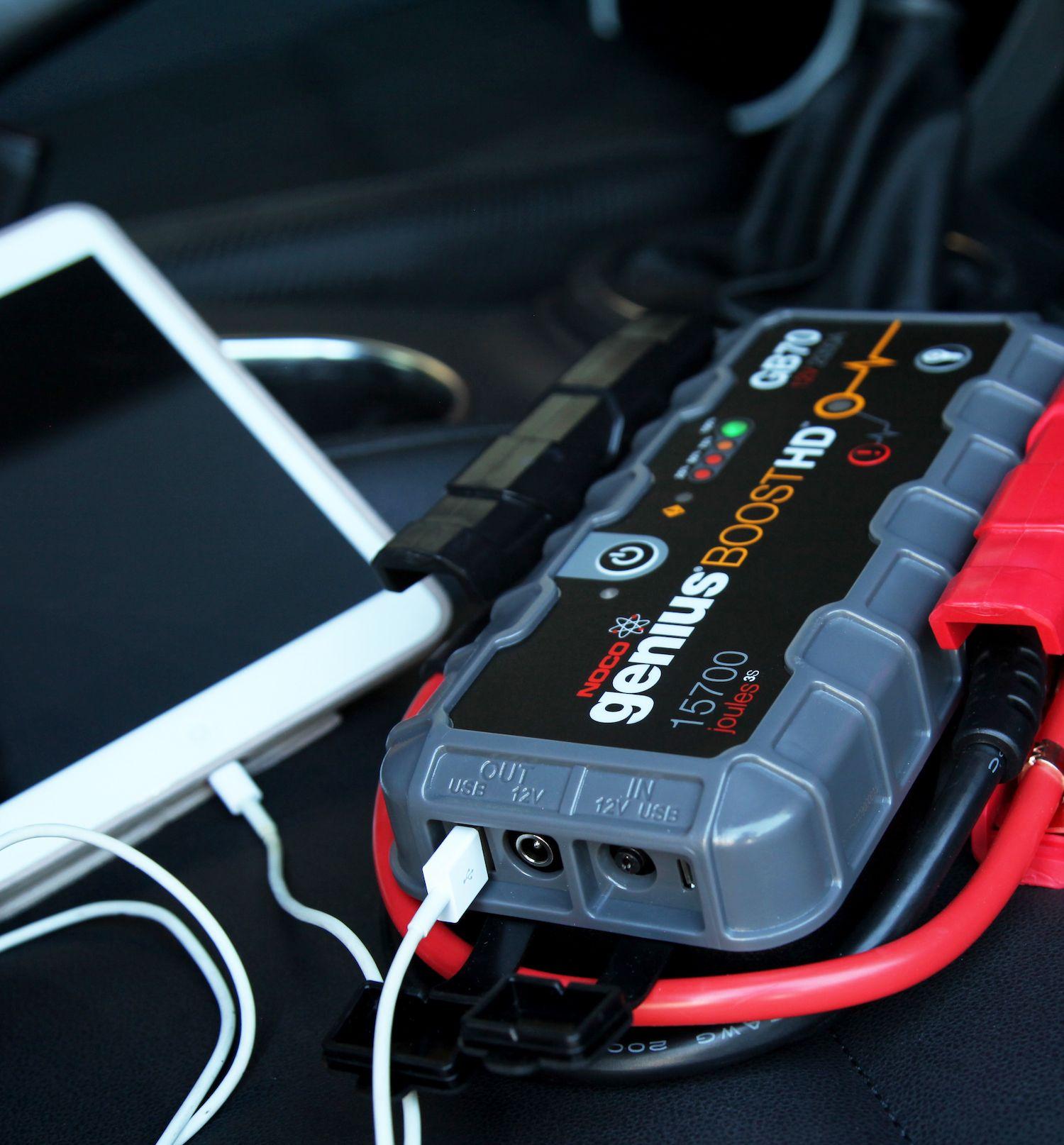 Boost HD 2000A UltraSafe Lithium Jump Starter Lithium