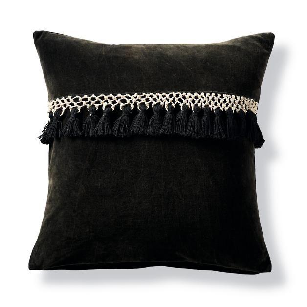 Vienna Tassel Decorative Pillow By Martyn Lawrence Bullard Editor Interesting Decorative Tassel Pillows