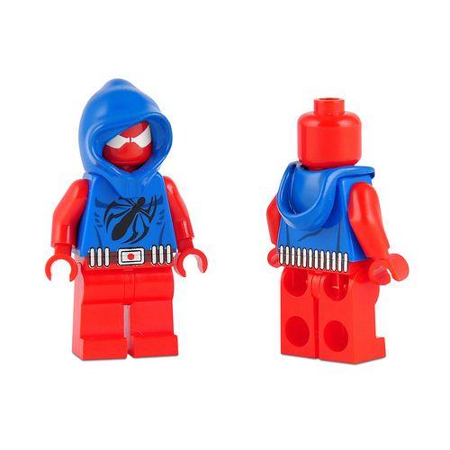 Scarlet Spider 01 Lego Spiderman Lego Marvel Scarlet Spider
