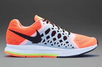 3b00edd74e3d Nike Womens Air Zoom Pegasus 31 - Hyper Orange Black Volt Bright Crimson -  654486-806 £85