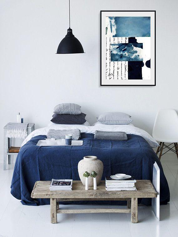 Printable Collage Art MODERN BORO, modern wall decor, digital