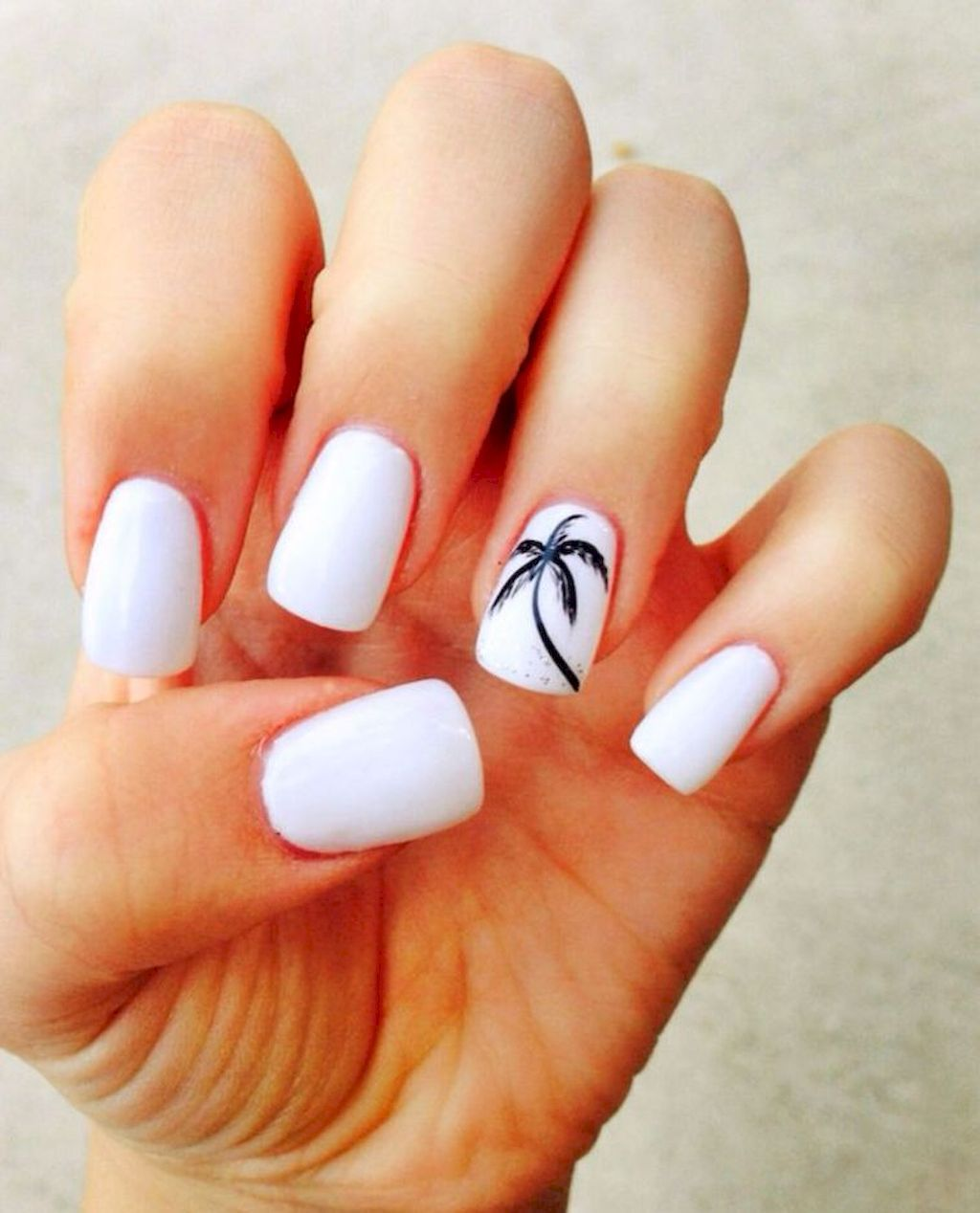 Adorable 30 Lovely Summer Beach Nails Art Ideas Httpsstiliuse