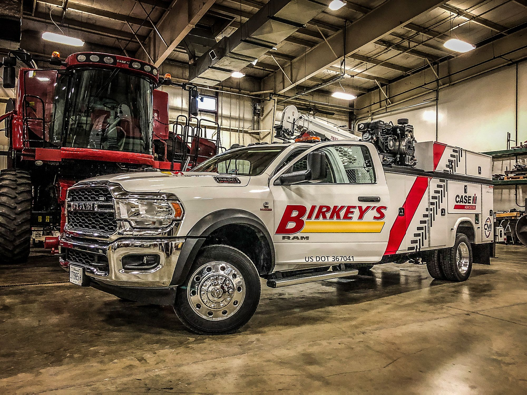 Birkey's is looking to add to our service teams! We're