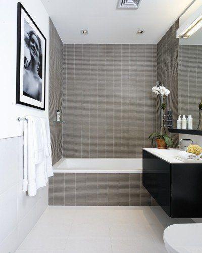 35 Salles de bains modernes (avec accessoires & shopping) | Salles ...