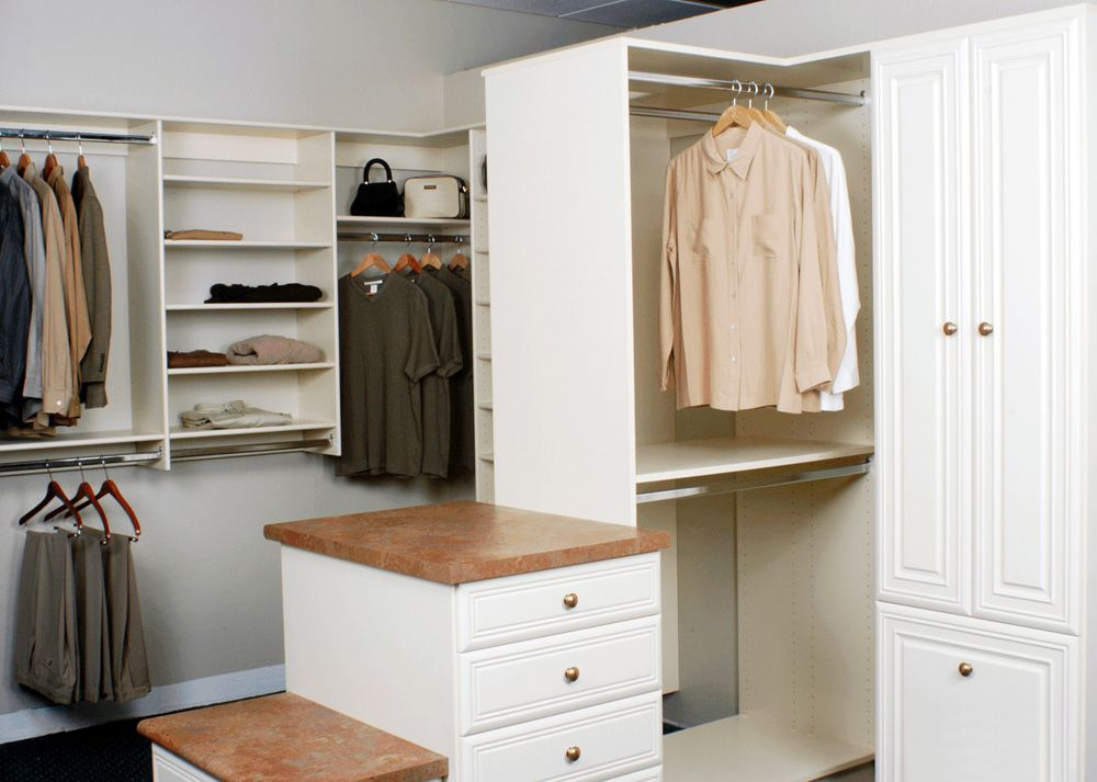 Find Custom Storage Solutions For Your Walk In Closet At Classy Closets.  Custom Shelving And Accessories By Classy Closets Help To Create The  Perfect Walk ...