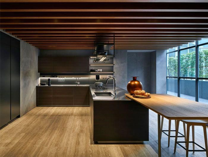 kitchen design trends 2020 2021 colors materials on office wall colors 2021 id=77561