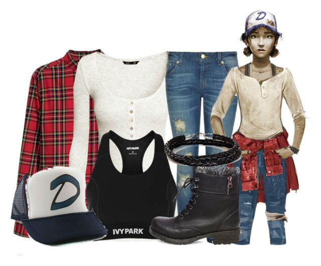 Clementine Telltale Series The Walking Dead My Polyvore