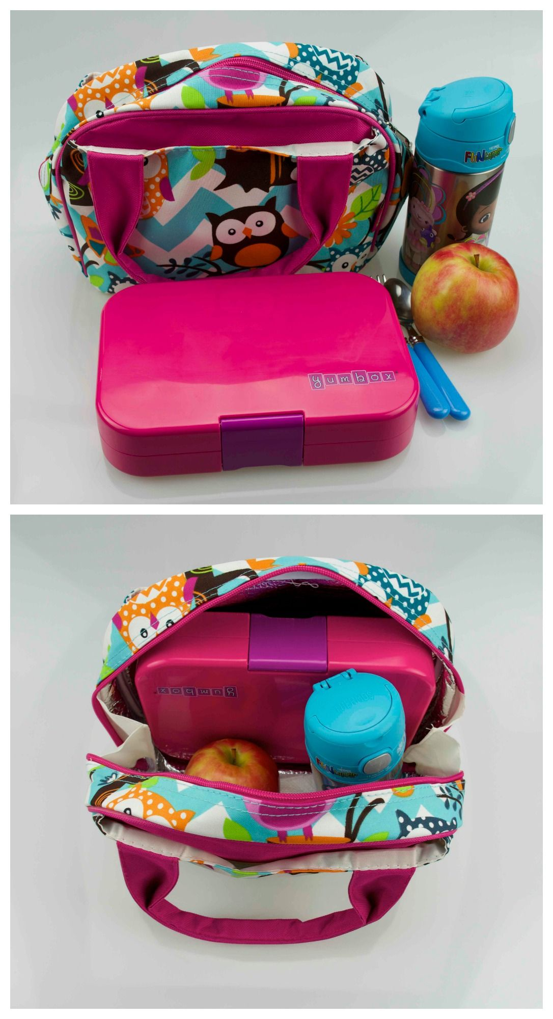 Yumbox Ideen Kindergarten Yumbox Lunch Ideas Kids Bento Lar Lar Owl Lunch Tote Is Adorable And Roomy Fits Yumbox Plus