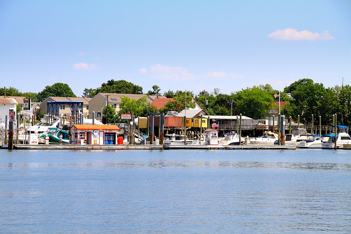 The Picturesque City Island In Bronx Has Some Great Seafood Restaurants