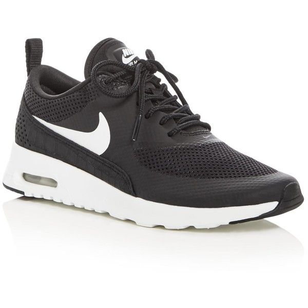 brand new b874e 74b8d ... Nike Air Max Thea Joli Lace Up Sneakers (95) ❤ liked on Polyvore  featuring ...