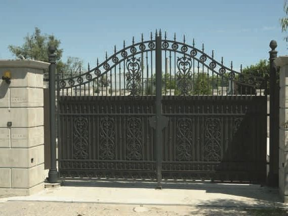 Download The Catalogue And Request Prices Of Gate By Modus Cast Iron Gate Cast Iron Gates Iron Gate Iron Gates