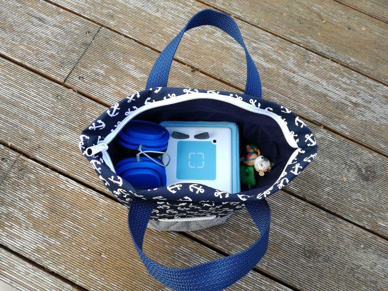 Individuelle Tasche zum Transport der Toniebox und Zubehör ...