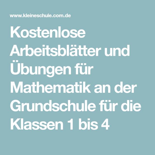Gemütlich Kostenlos Montessori Mathe Arbeitsblatt Ideen - Super ...