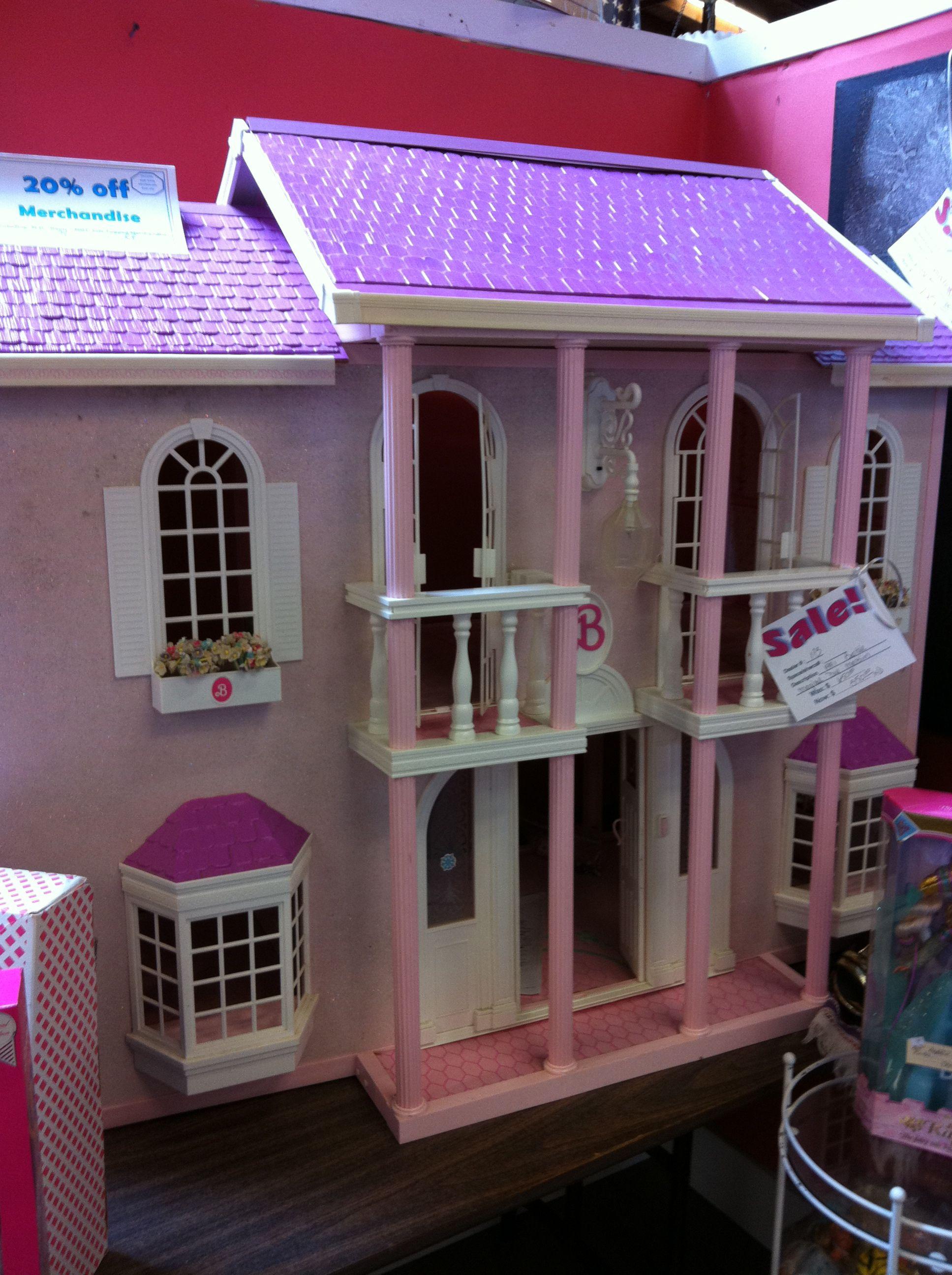 Barbie Magical Mansion 150.00 Little Girls Dream