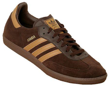 adidas brown samba  b6f9fd450fd6