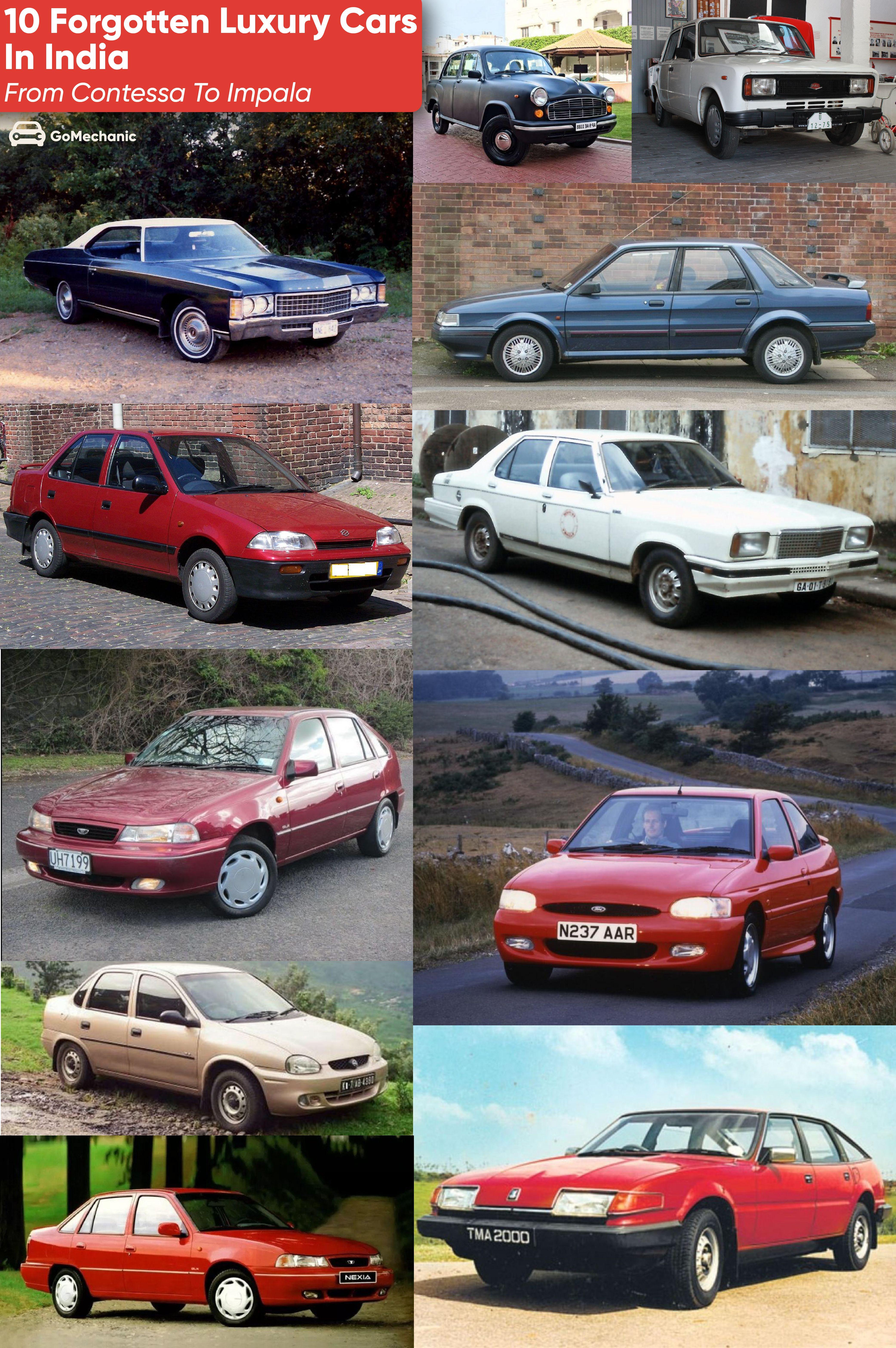 10 Forgotten Luxury Cars In India In 2020 Luxury Cars 10 Things Luxury Sedan