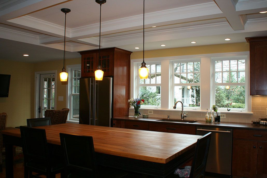 1950 s ranch style house remodel in virginia by old dominion building home remodeling kitchen on kitchen remodel ranch id=36806