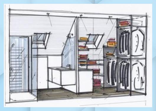 Badezimmer Und Ankleideraum Fur Hauptschlafzimmer Unter Dreckschleuse Kinder Alter Kleiderschrank Garderobe Ankleid In 2020 Hauptschlafzimmer Ankleideraum Ankleide