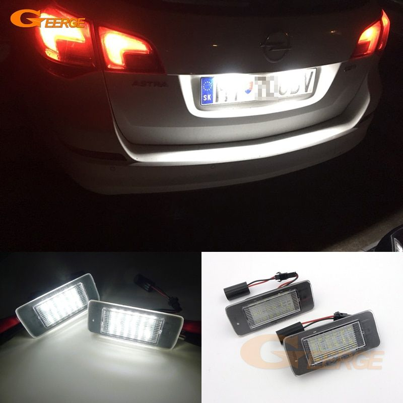 Cheap Signal Lamp Buy Directly From China Suppliers For Opel Astra J Sports Tourer Estate 2010 2015 Excellent Ultra B Lamp Light License Plate Car Accessories