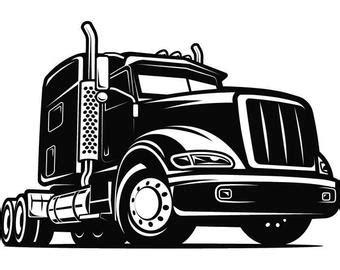 Semi Truck Logos Semi Trucks Truck Tattoo Trailer Logo