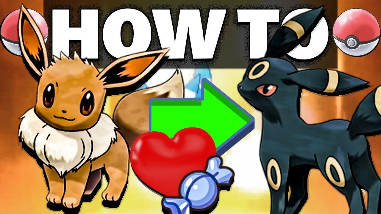 how to evolve eevee pokemon sun