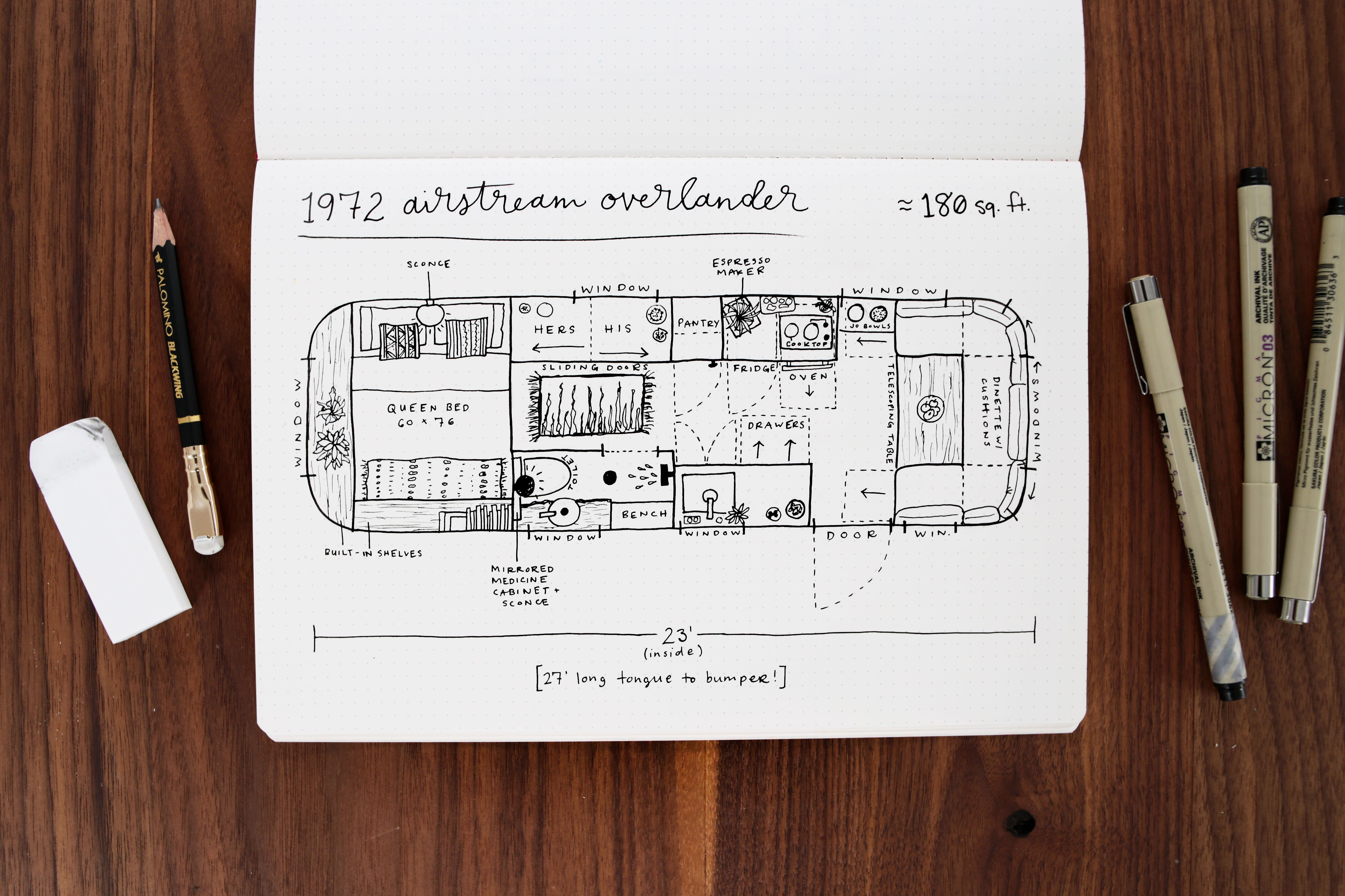 Pin By Becky Bourgeois On Design Ideas Airstream Vintage Camper Airstream Remodel
