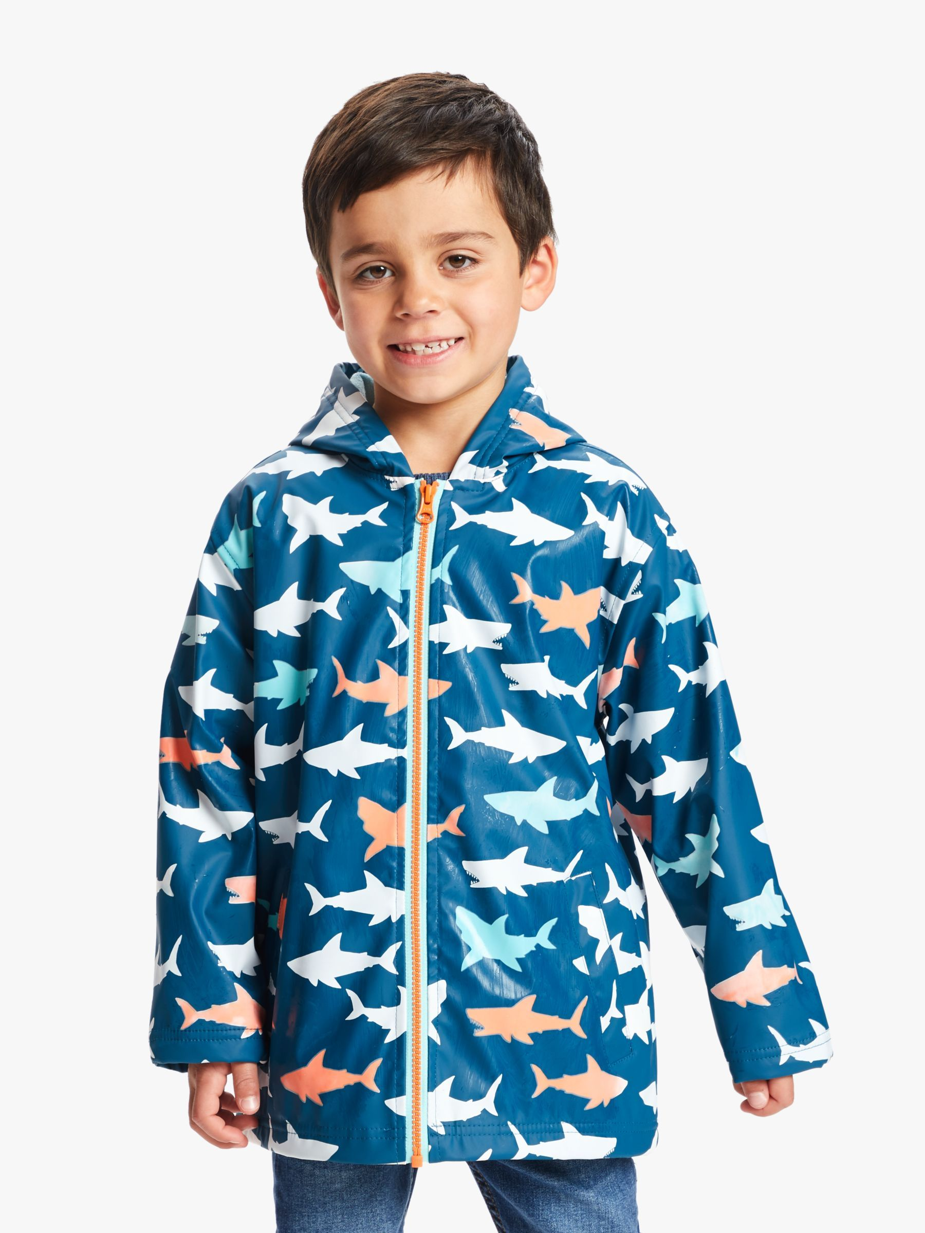 Hatley Boys Splash Pant Fleece Jacket