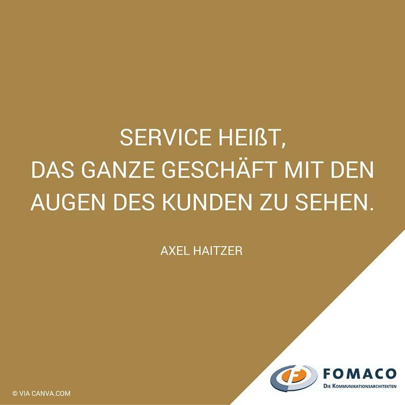 #service #zitate #sprüche #business