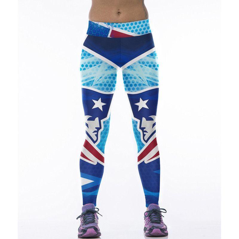 e7a4f597 New England Patriots 3D Printed Leggings & Yoga Pants   wish list ...