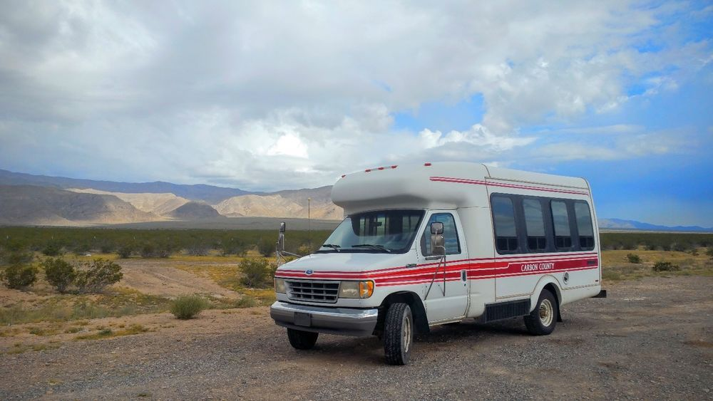 Details about International   mobile living   Bus rv